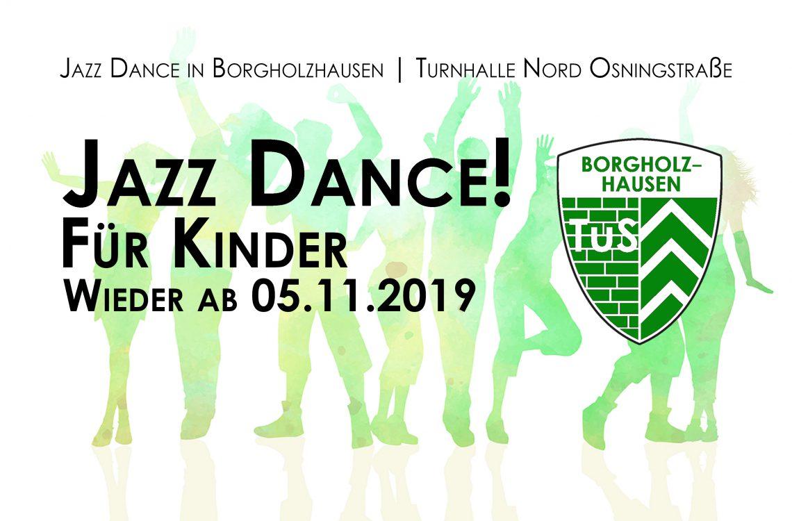 2019-10-05 Plakat Jazz Dance Header